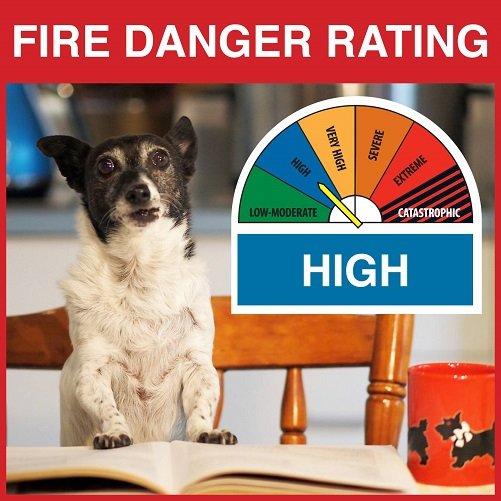 Case study image - fire danger rating