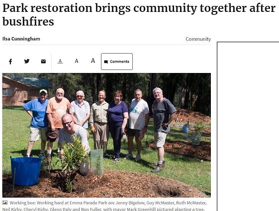 Case study image - park restoration