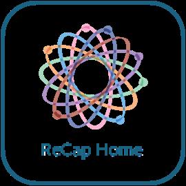 Re Cap Home Button