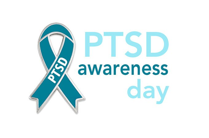 27 Of June Is PTSD Awareness Day